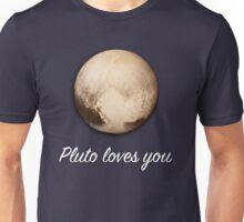 Pluto Loves You Unisex T-Shirt