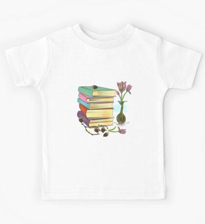 Books Kids Tee