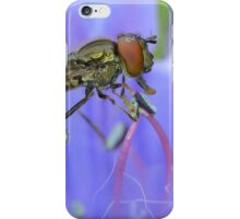 Hoverfly Profile iPhone Case/Skin