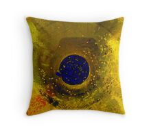 Lost in space. Throw Pillow