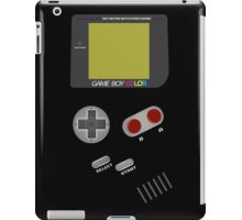 Video Retro Game Boy Console  iPad Case/Skin