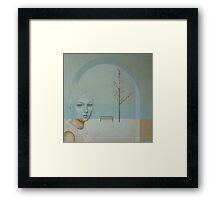 Winter Rhapsody Framed Print