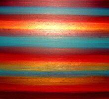 sun set lines by angela gripton