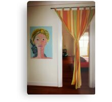 Between rooms...... Metal Print