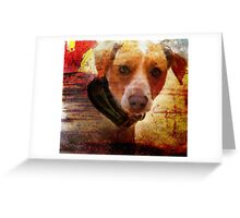 Don't You Love Me Anymore? Greeting Card
