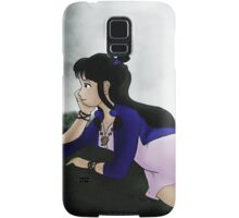 Maya Fey by the Waterfall Samsung Galaxy Case/Skin