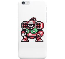 wind man iPhone Case/Skin