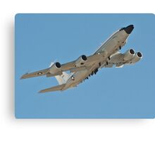 NKC-135 Airborne command and control Canvas Print