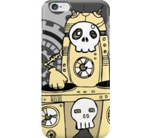 Robo DJ iPhone Case/Skin