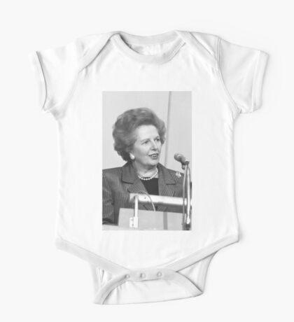 Margaret Thatcher One Piece - Short Sleeve