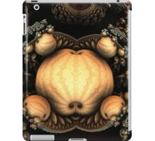 FRACTAL PUMPKIN iPad Case/Skin