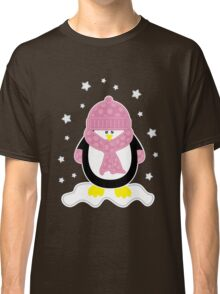 Baby It's Cold Outside [Girl Penguin] Classic T-Shirt