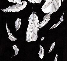 Feathers by Grace Mutton