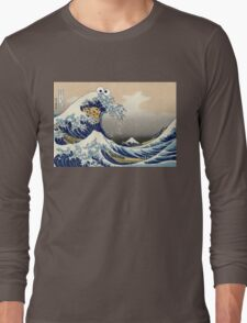Sea is for Cookie.  Long Sleeve T-Shirt