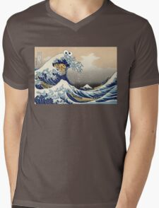 Sea is for Cookie.  Mens V-Neck T-Shirt