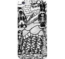 """My Chemical Romance """"doodle"""" iPhone Case/Skin"""