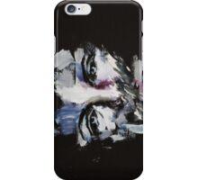 The breaking girl  iPhone Case/Skin