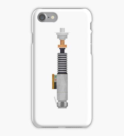 Luke's LightSaber Starwars iPhone Case/Skin