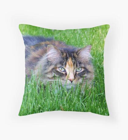 The Other Sister Throw Pillow