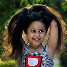 See my Golden Hair by RajeevKashyap