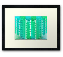 High Rise Framed Print