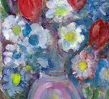 Springtime by Sima Zamlinskaya