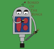 Bored of the Rings Kids Tee