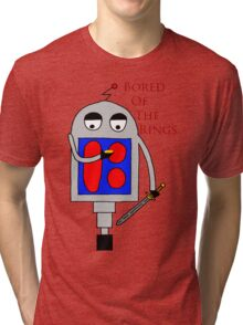 Bored of the Rings Tri-blend T-Shirt