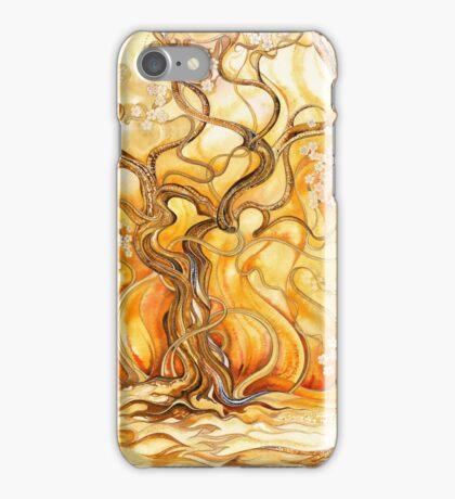 Flaming June iPhone Case/Skin