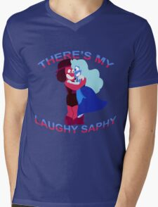 """There's my Laughy Saphy!"" Mens V-Neck T-Shirt"