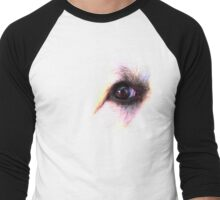 Eye of Dog Men's Baseball ¾ T-Shirt