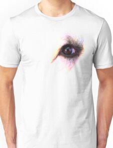 Eye of Dog Unisex T-Shirt
