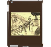 Bilbo Meets Gandalf iPad Case/Skin