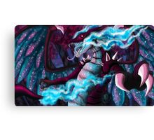 MEGA Charizard Canvas Print