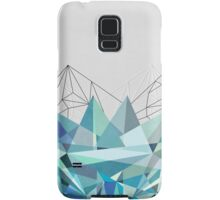Colorflash 3 Turquoise Samsung Galaxy Case/Skin
