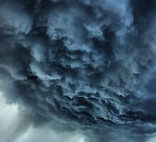 Thunder Clouds by Amit  Gairola