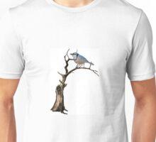 World of the giant bird Unisex T-Shirt