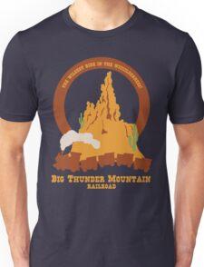 Big Thunder Mountain Railroad Unisex T-Shirt