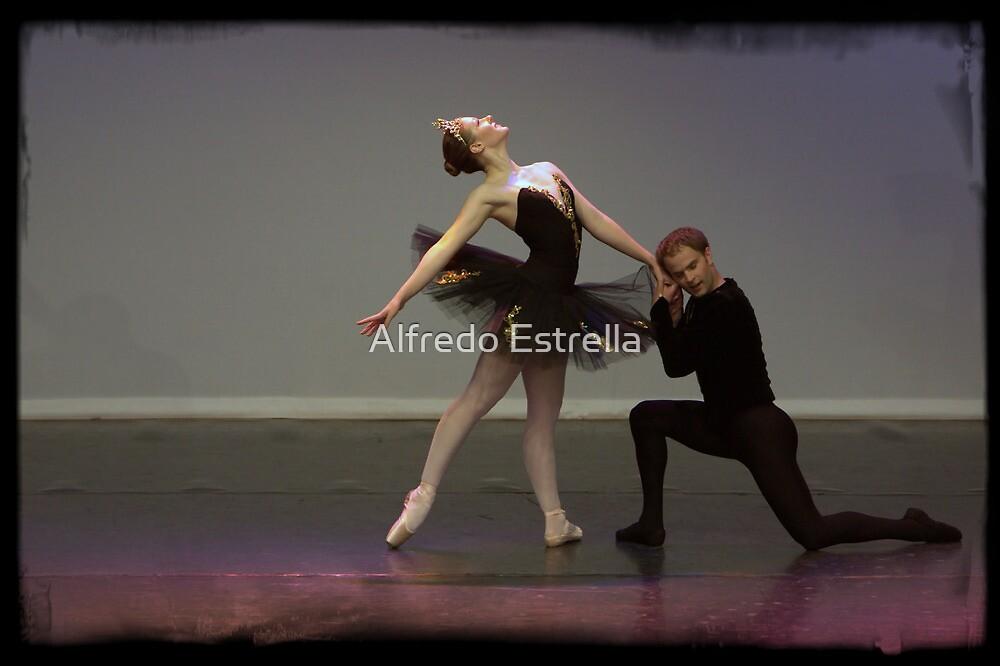 Passionate Love by Alfredo Estrella