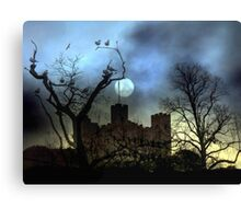 Most Haunted? Canvas Print