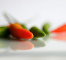 Chillies by Sangeeta