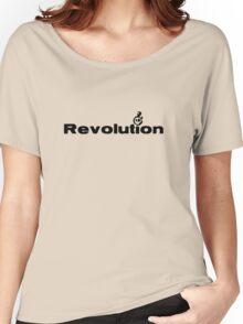 Revolution - black Women's Relaxed Fit T-Shirt