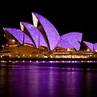 Sydney Opera House by Phill Danze