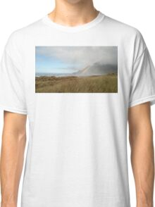 Rainbow Over Buried Treasure Classic T-Shirt