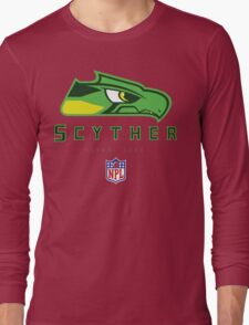 Safari Zone Scyther Long Sleeve T-Shirt
