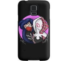 Gwen and Silk Samsung Galaxy Case/Skin