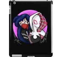Gwen and Silk iPad Case/Skin