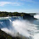 Niagara Falls by mertozgur