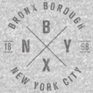 The Bronx, NY by typeo