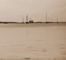Nostalgig Harbor by candidcapture
